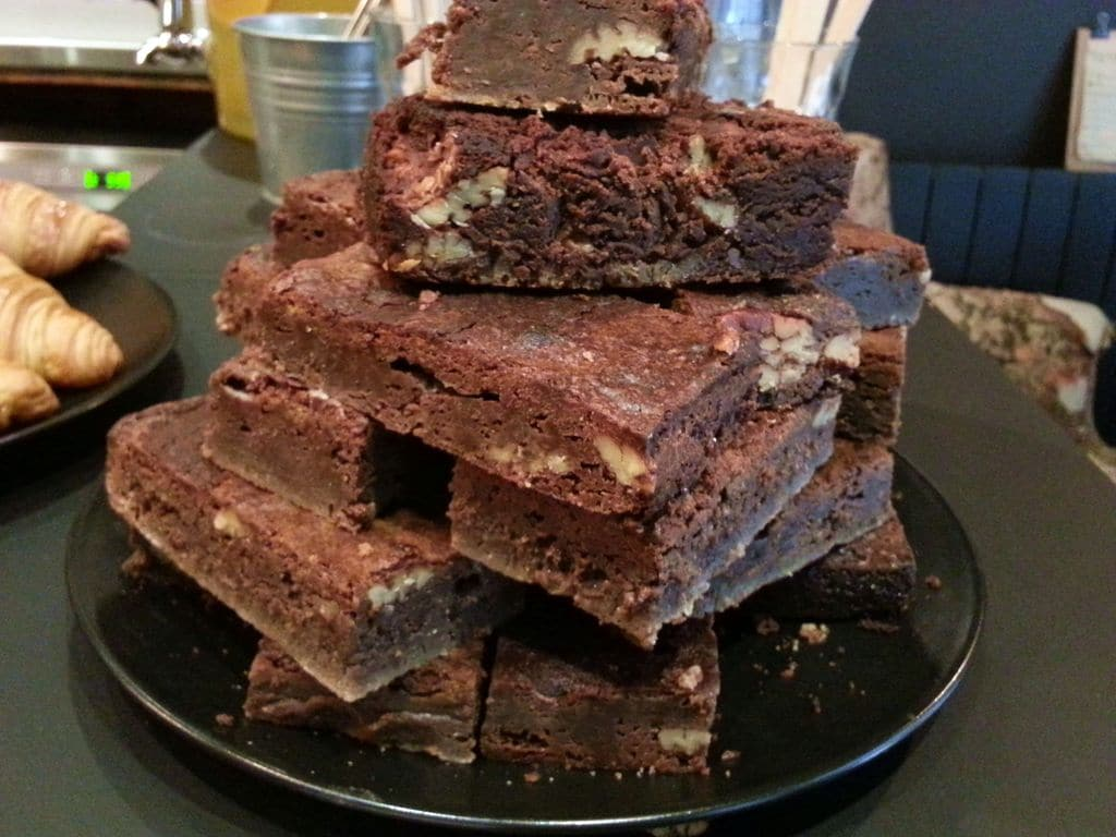 brownie de slake