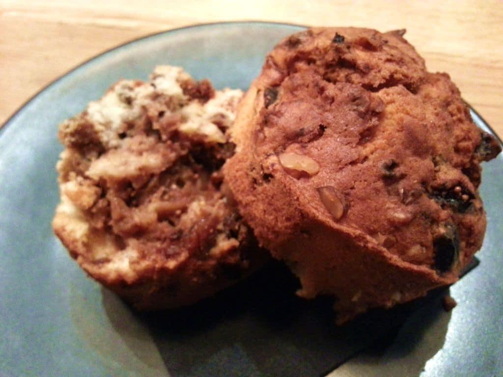 muffin de slake
