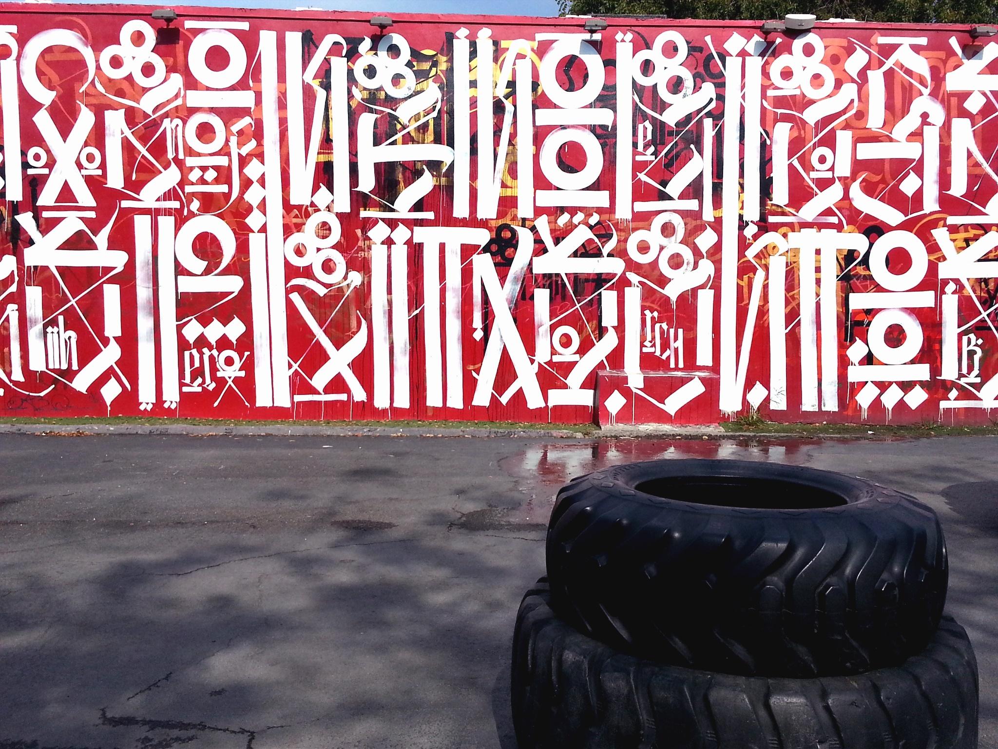 ironey retna street art wynwood
