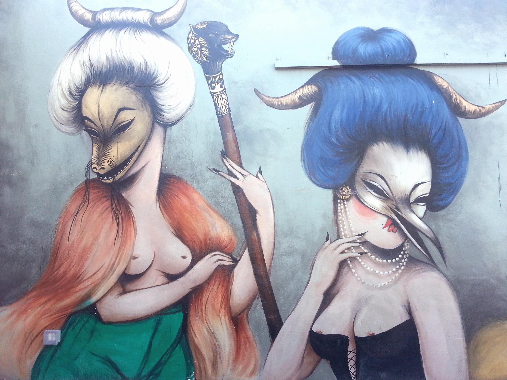 street art miss van wynwood walls miami