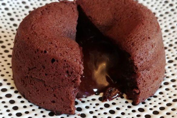 mi-cuit au chocolat facile à faire