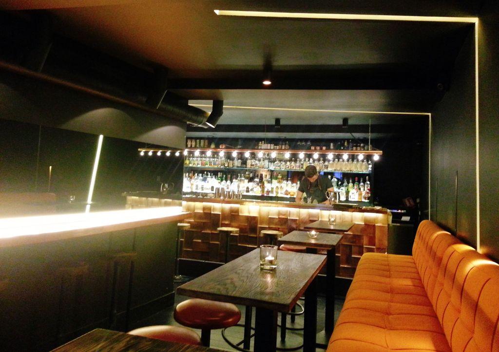 bar à cocktail redwood lyon