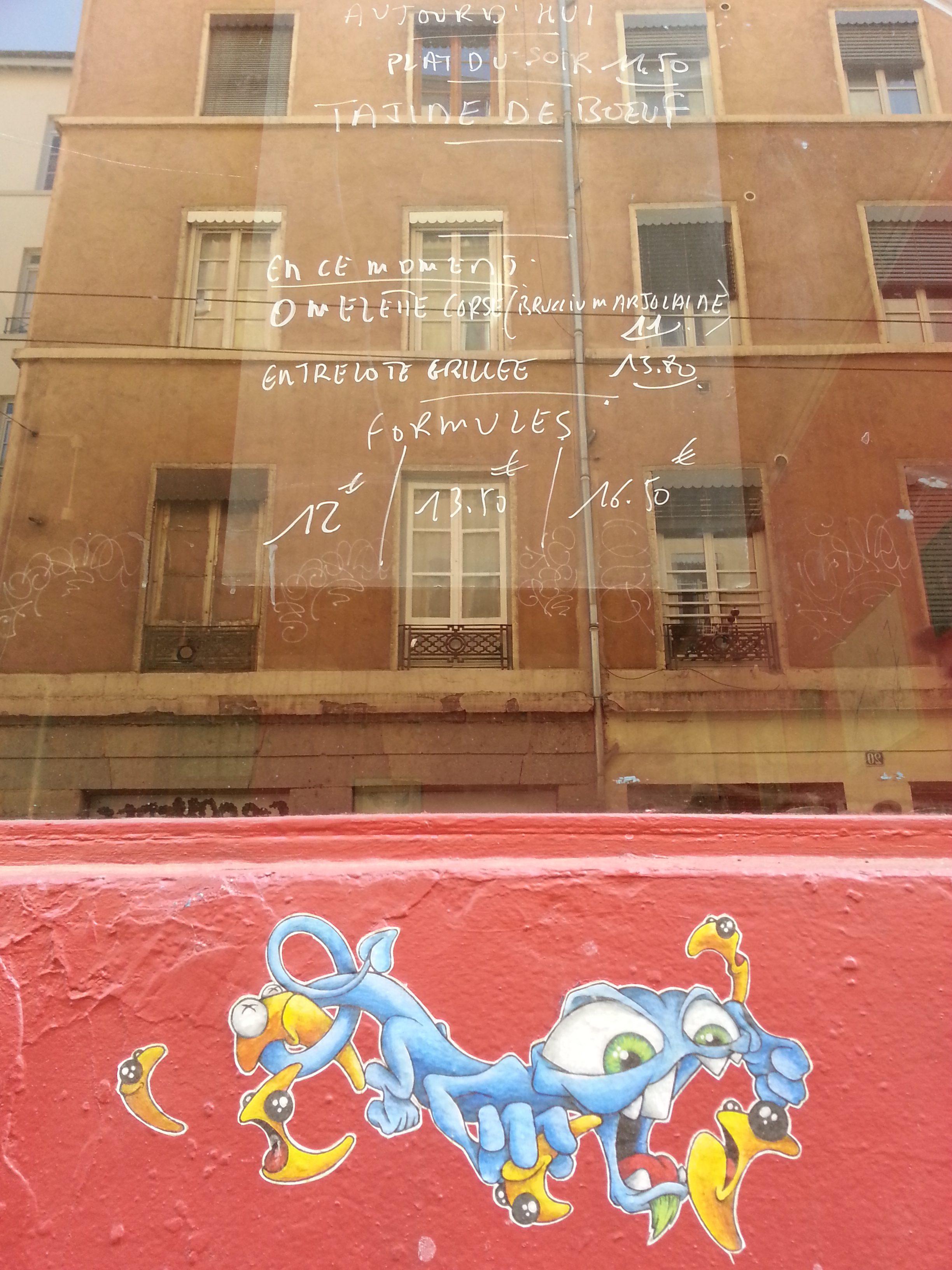 street art pentes croix rousse lyon 23 monsters
