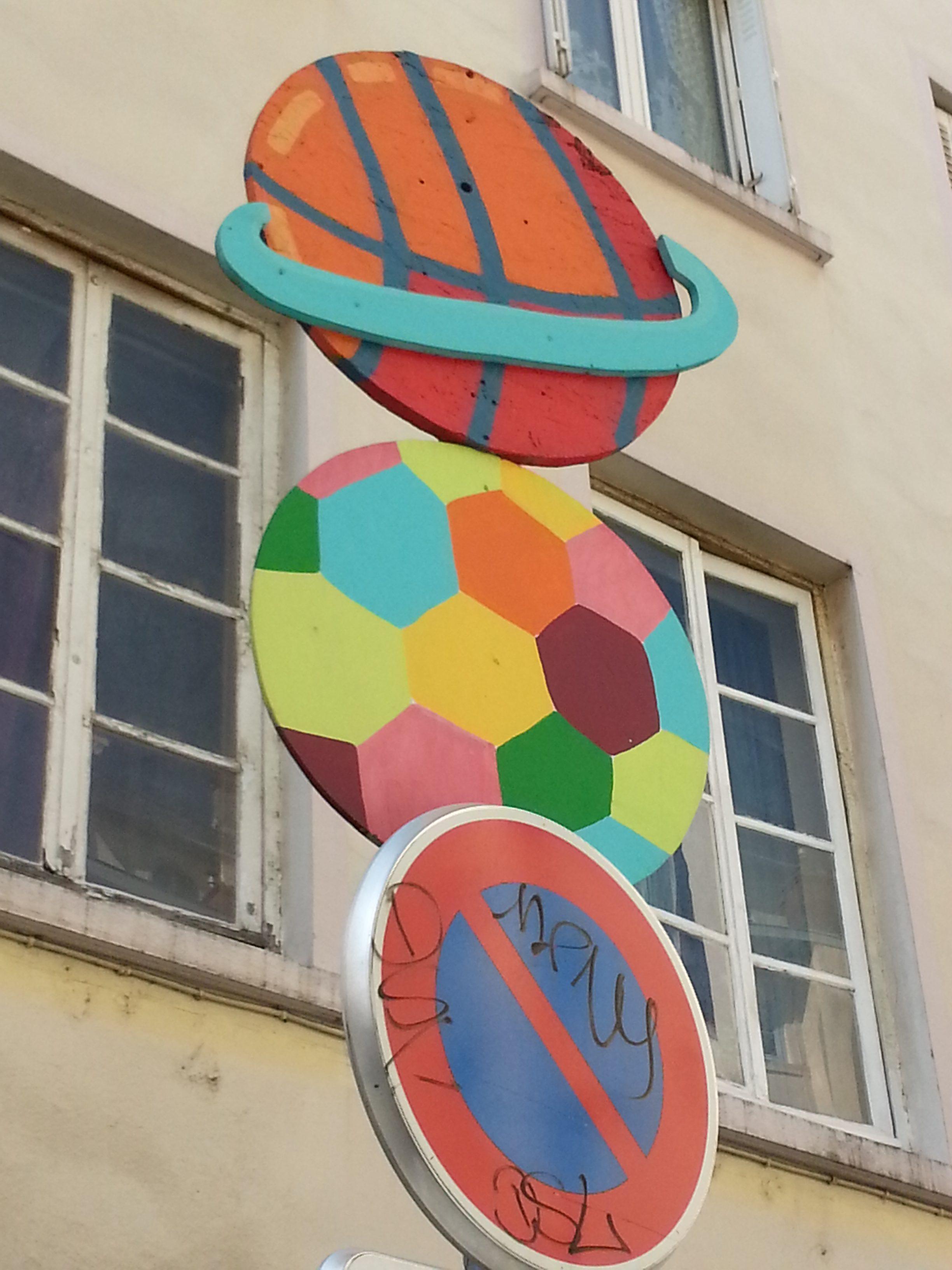 street art pentes croix rousse lyon 28 panneaux