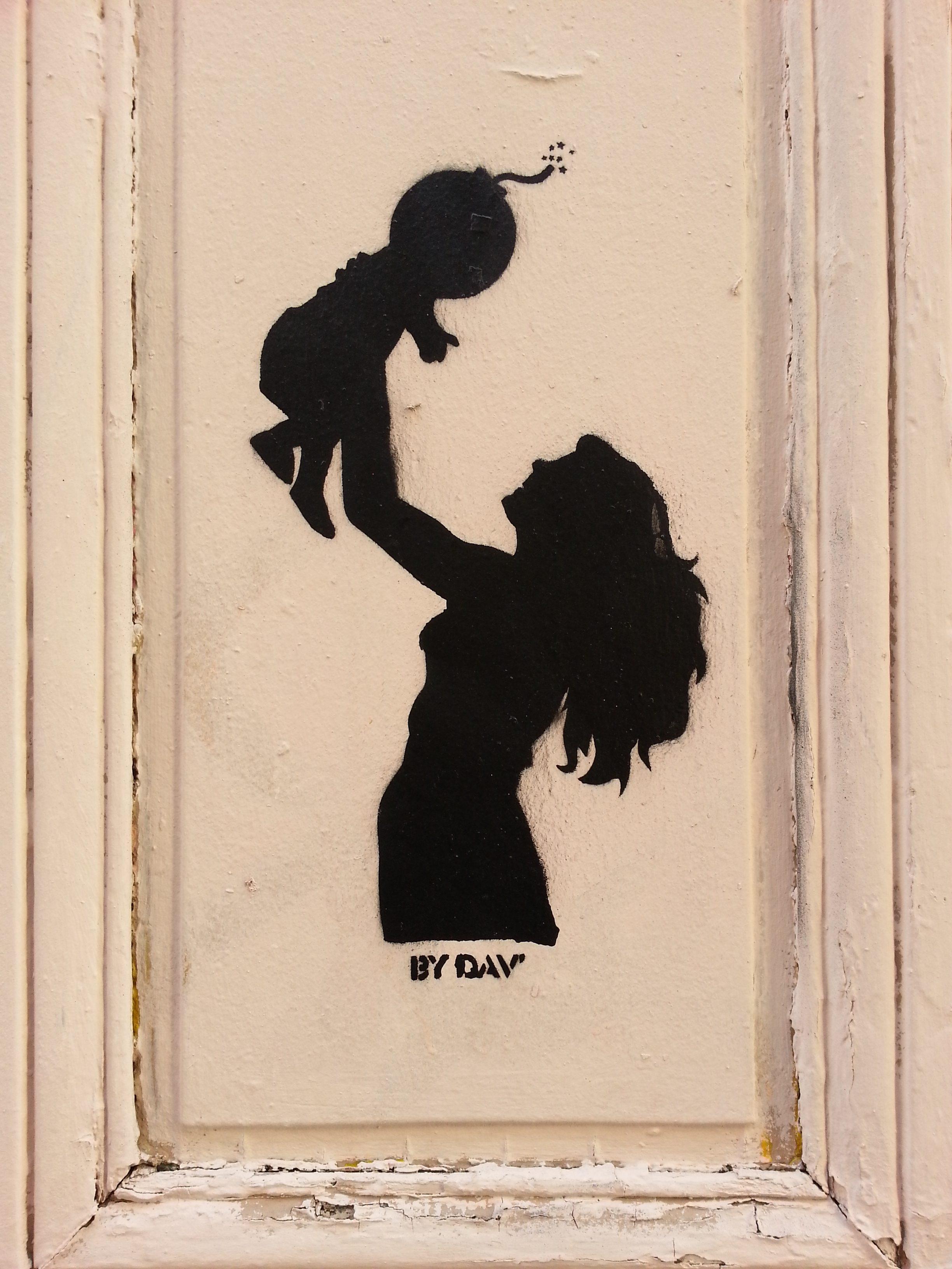 street art pentes croix rousse lyon 7
