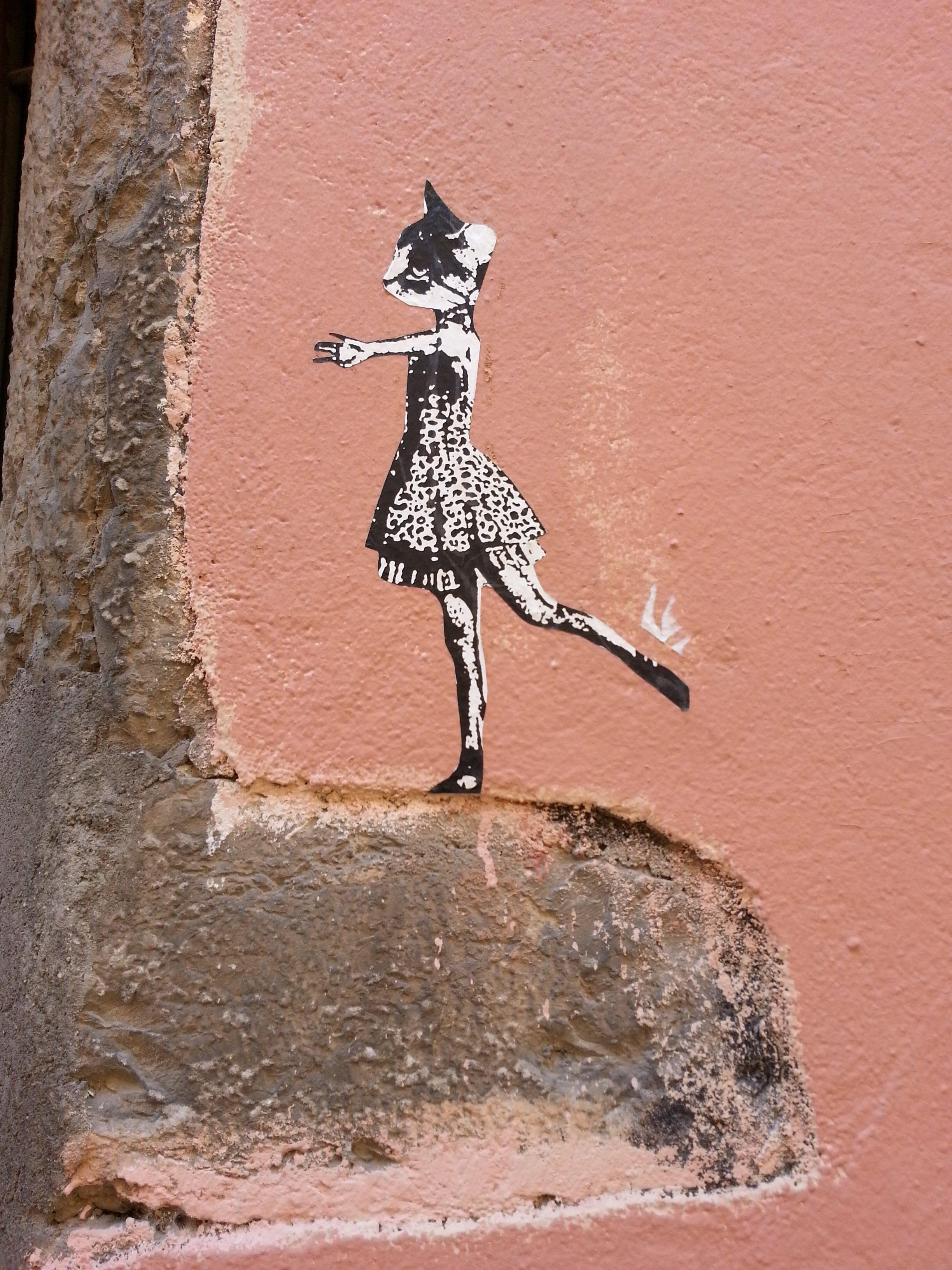 street art pentes croix rousse lyon 8
