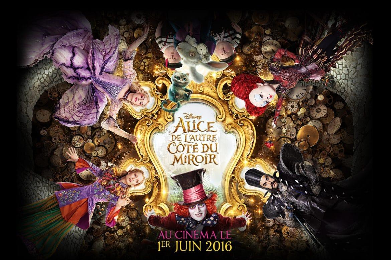 Alice de l'autre cote du miroir