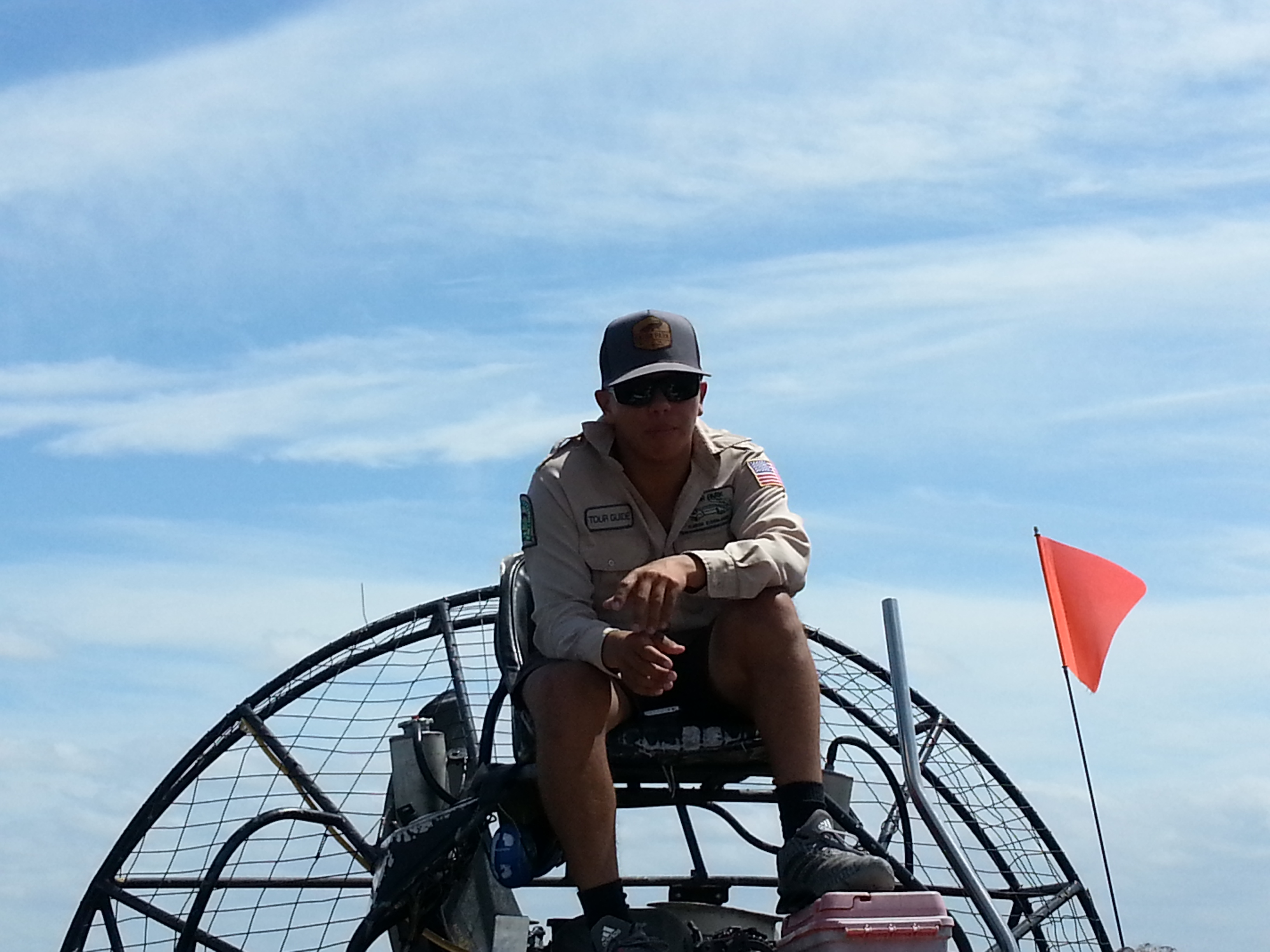 airboat gator park everglades