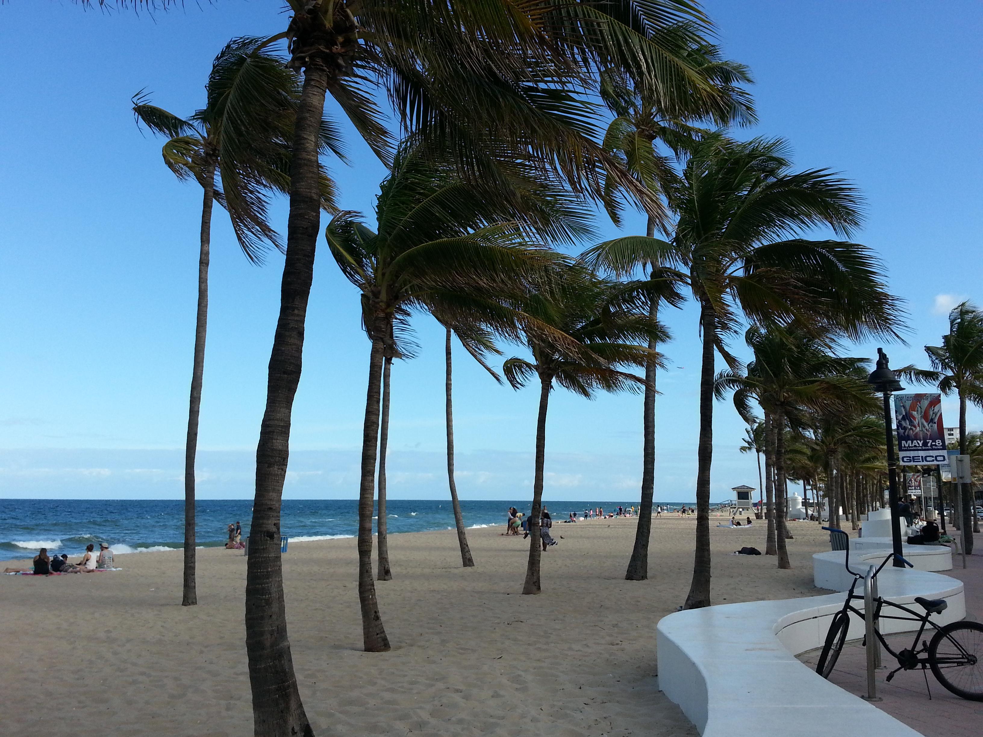 beach park fort lauderdale floride