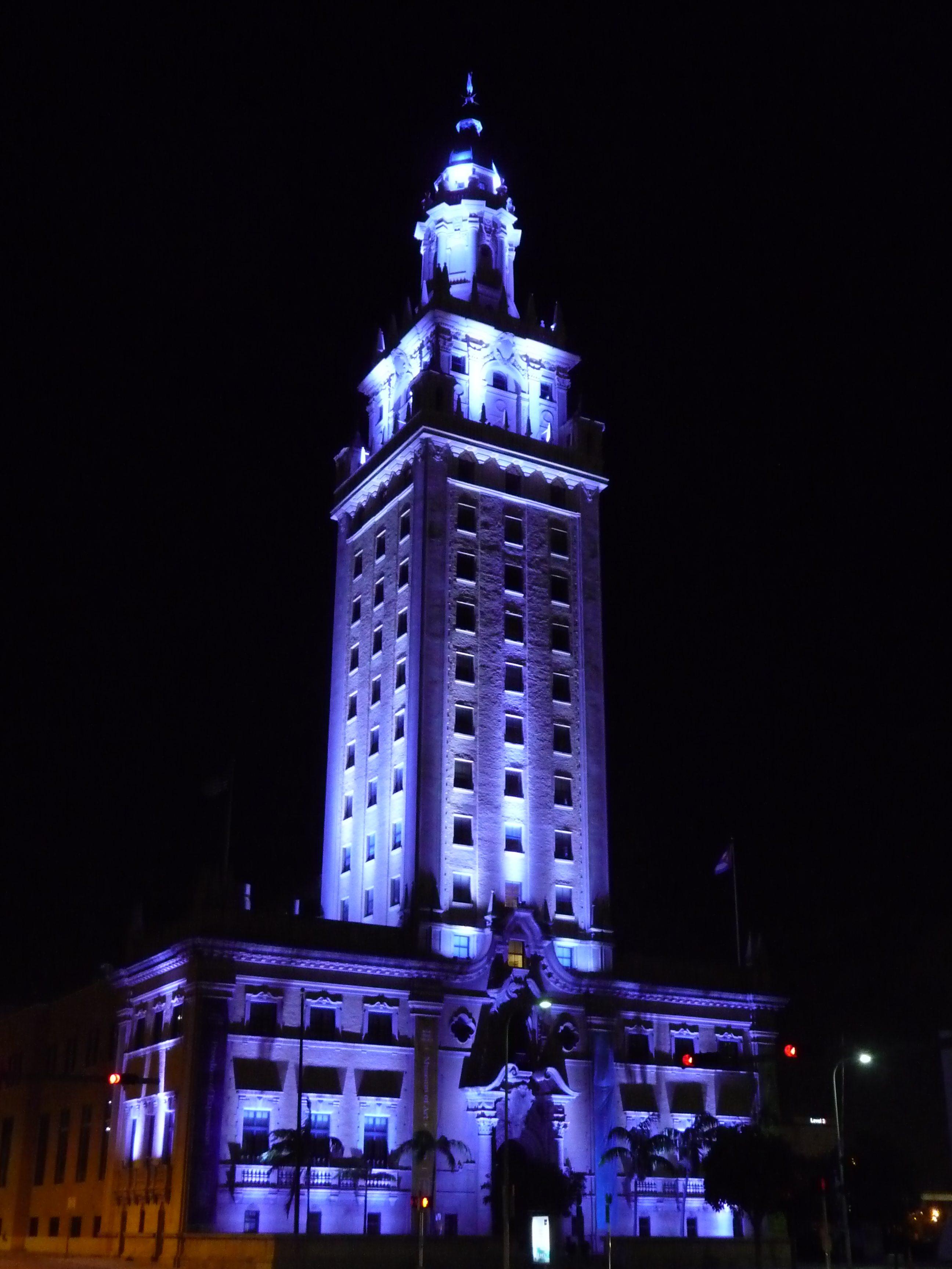 freedom tower bayside miami