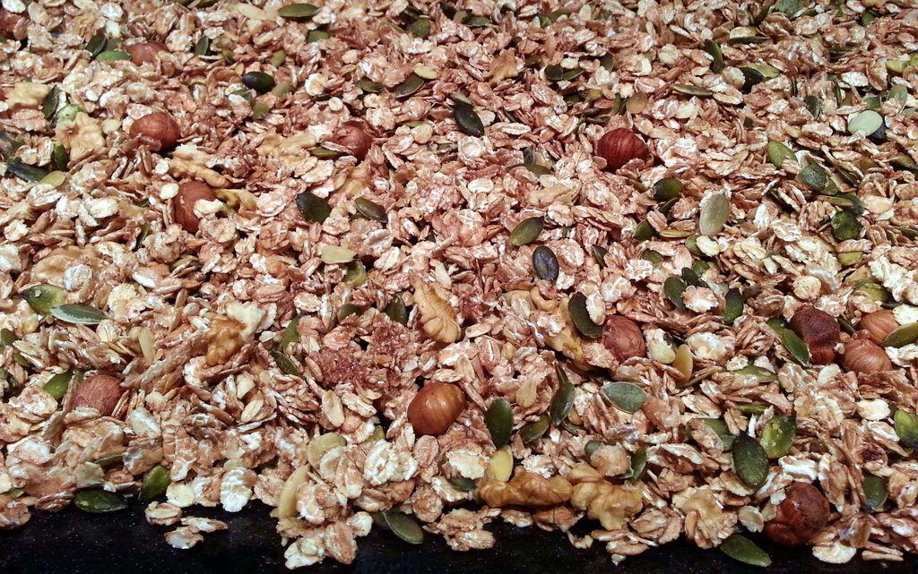granola maison croustillant facile et rapide