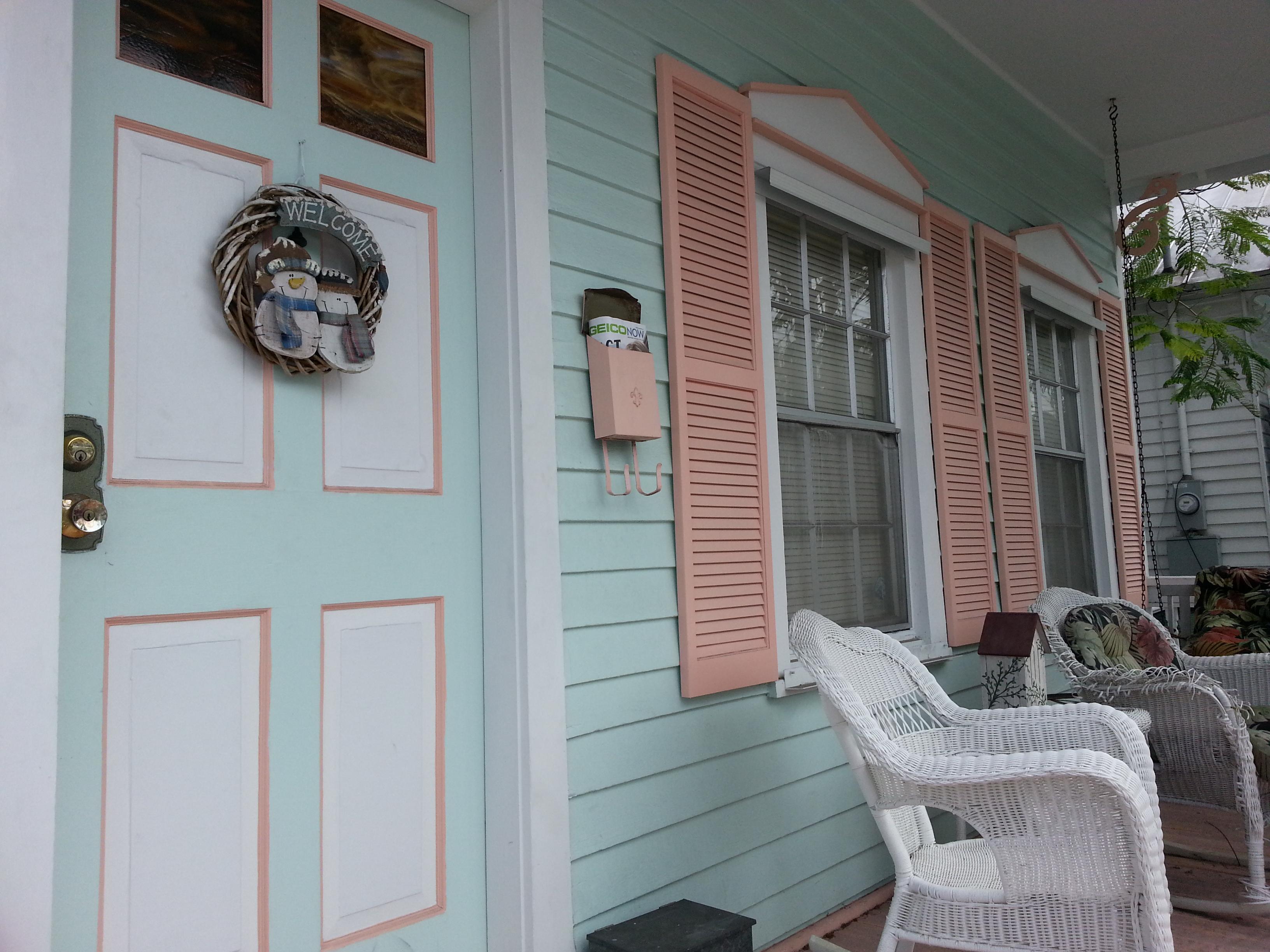 key west keys floride maison en bois