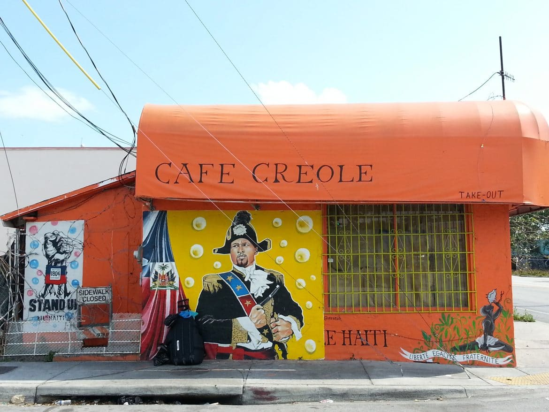 little haiti miami creole street art