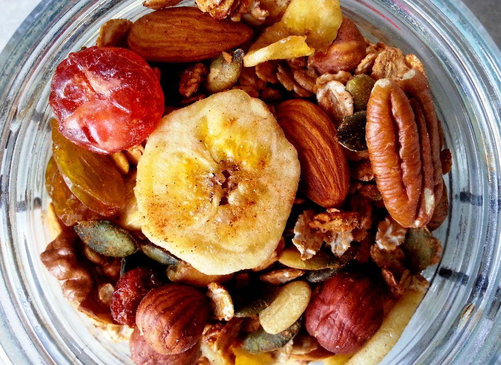 recette granola maison croustillant