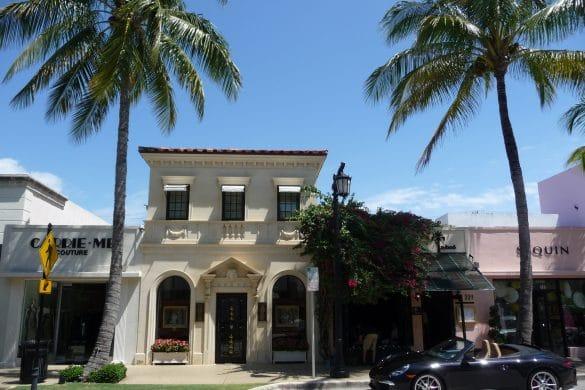 worth avenue palm beach floride