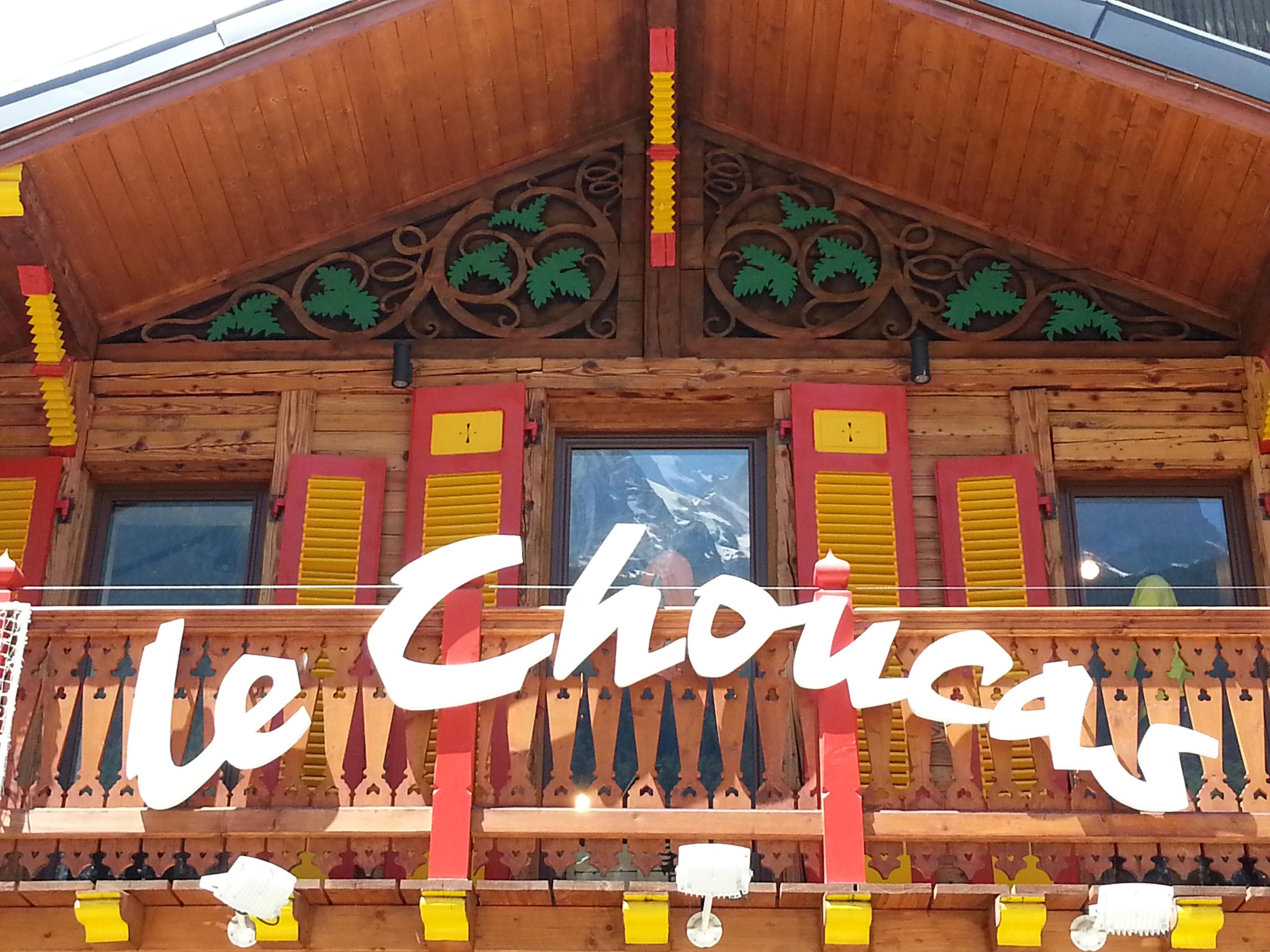 architecture chalet chamonix