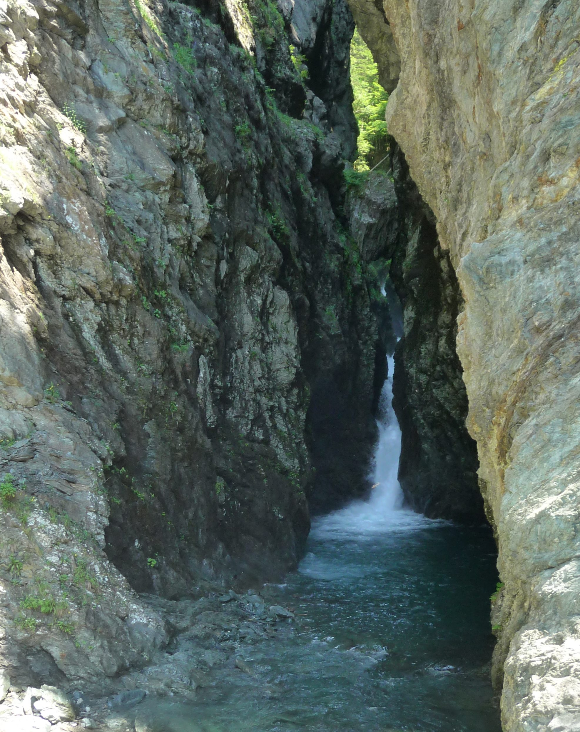 cascades diosaz haute savoie