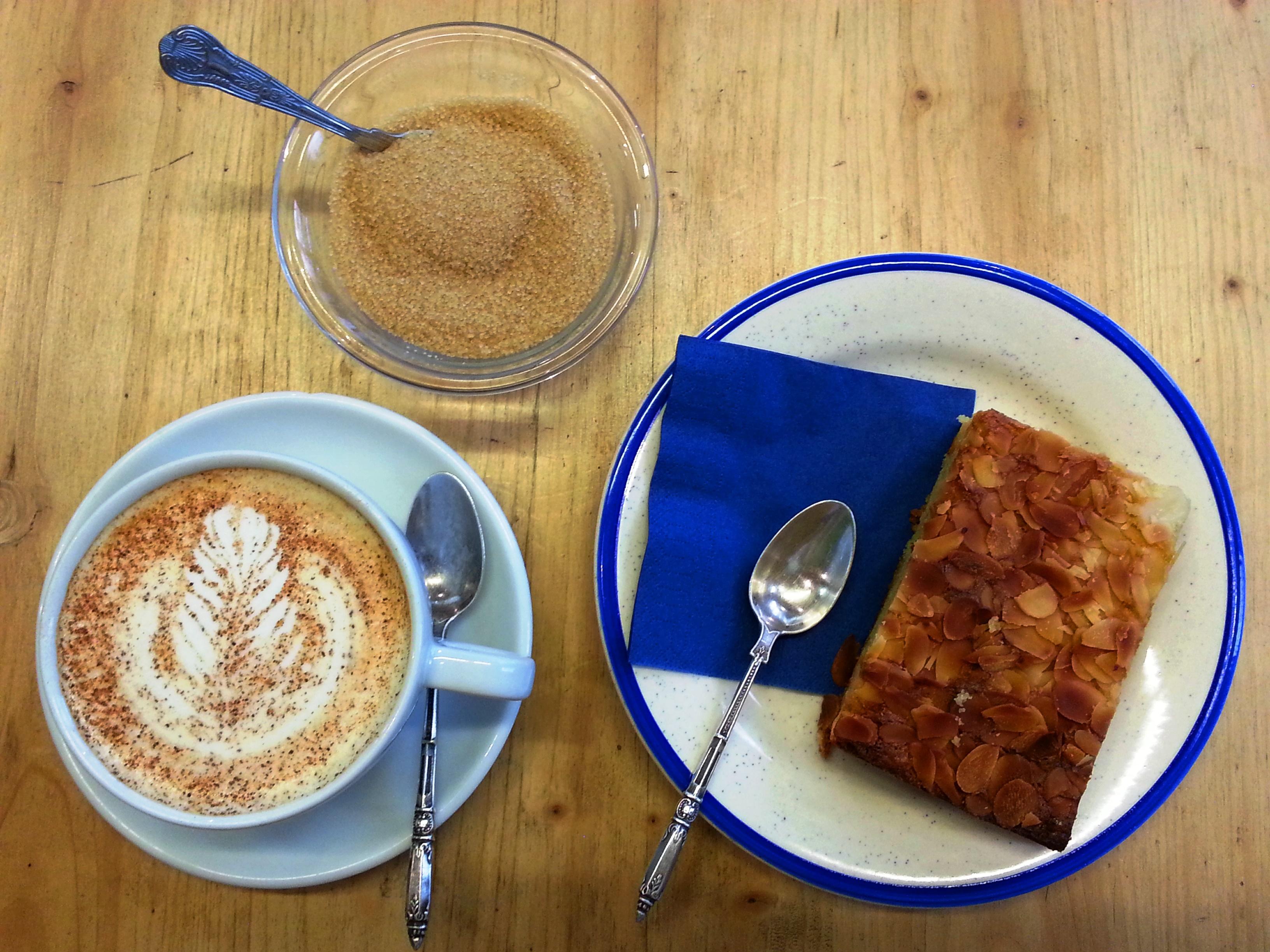 chai latte gateau amandes galerie slika lyon