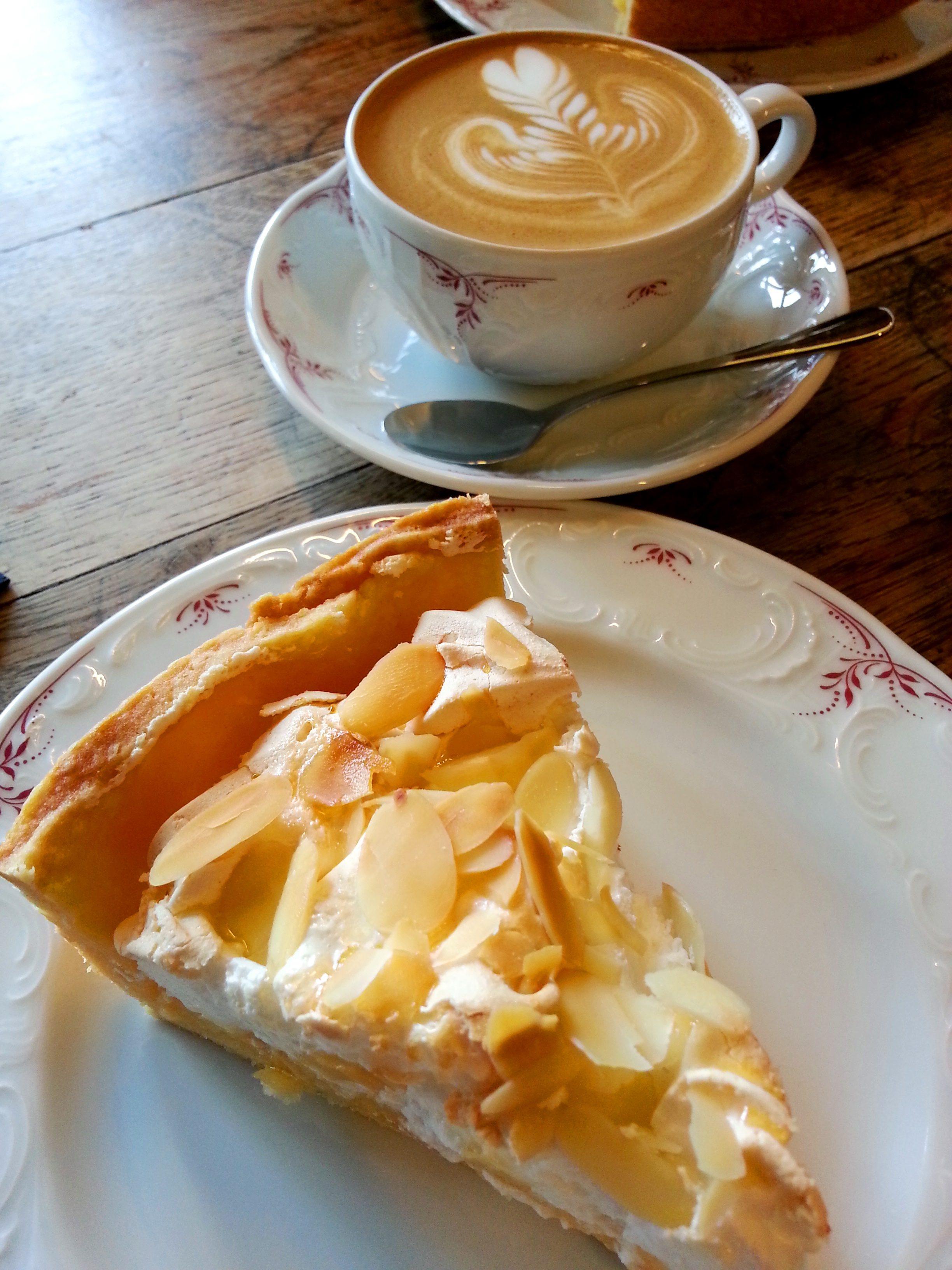 lomi café torréfié tarte citron meringuée