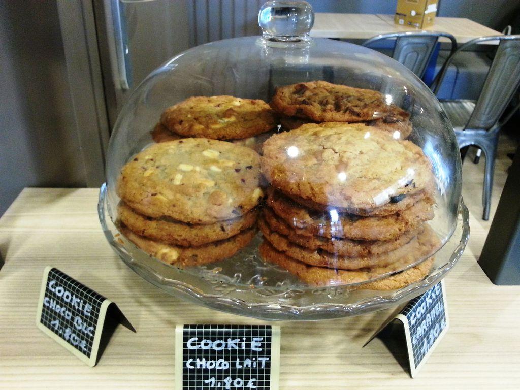 makkiato café gourmand croix rousse cookies bouillet