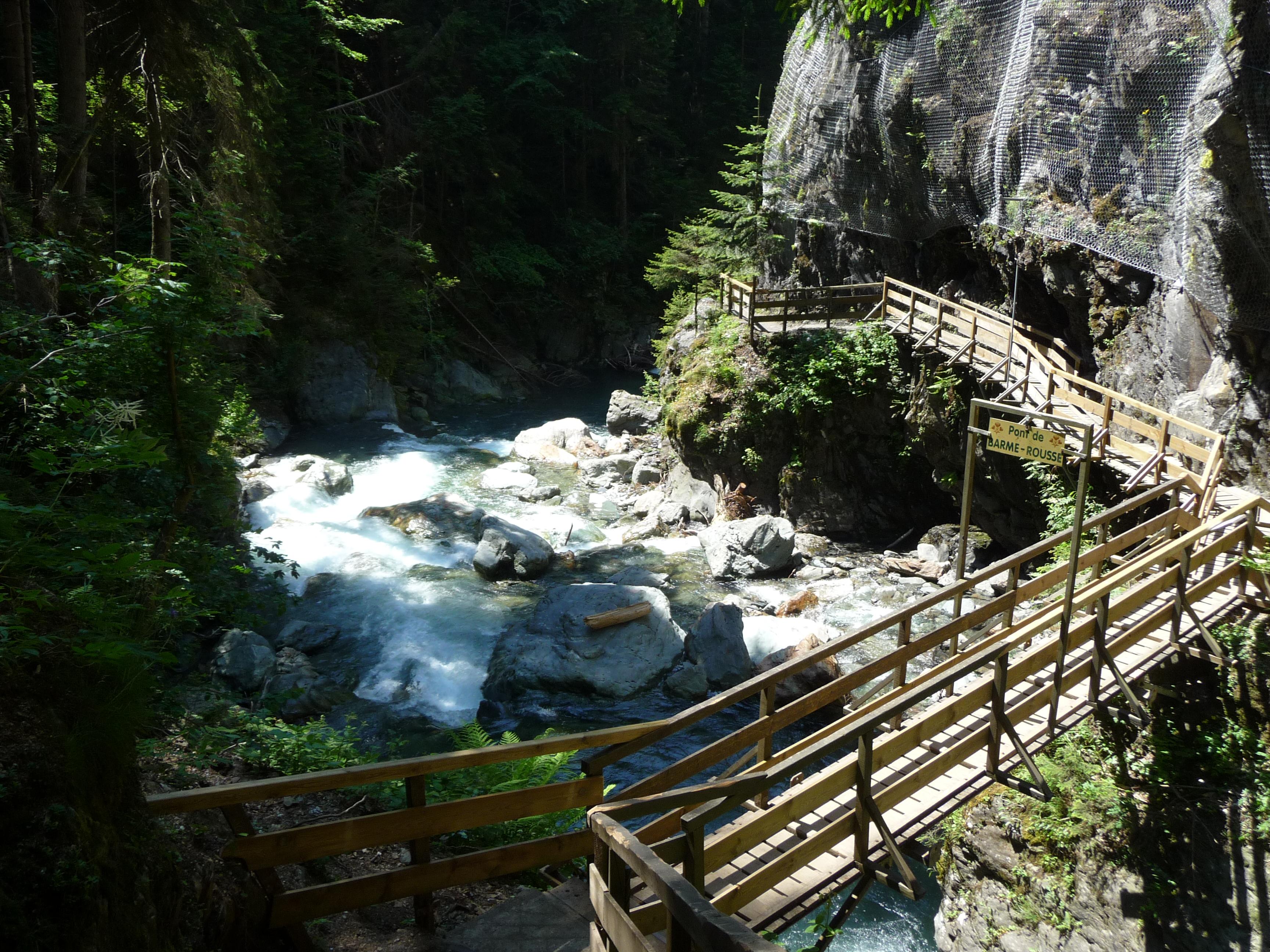 pont gorges diosaz