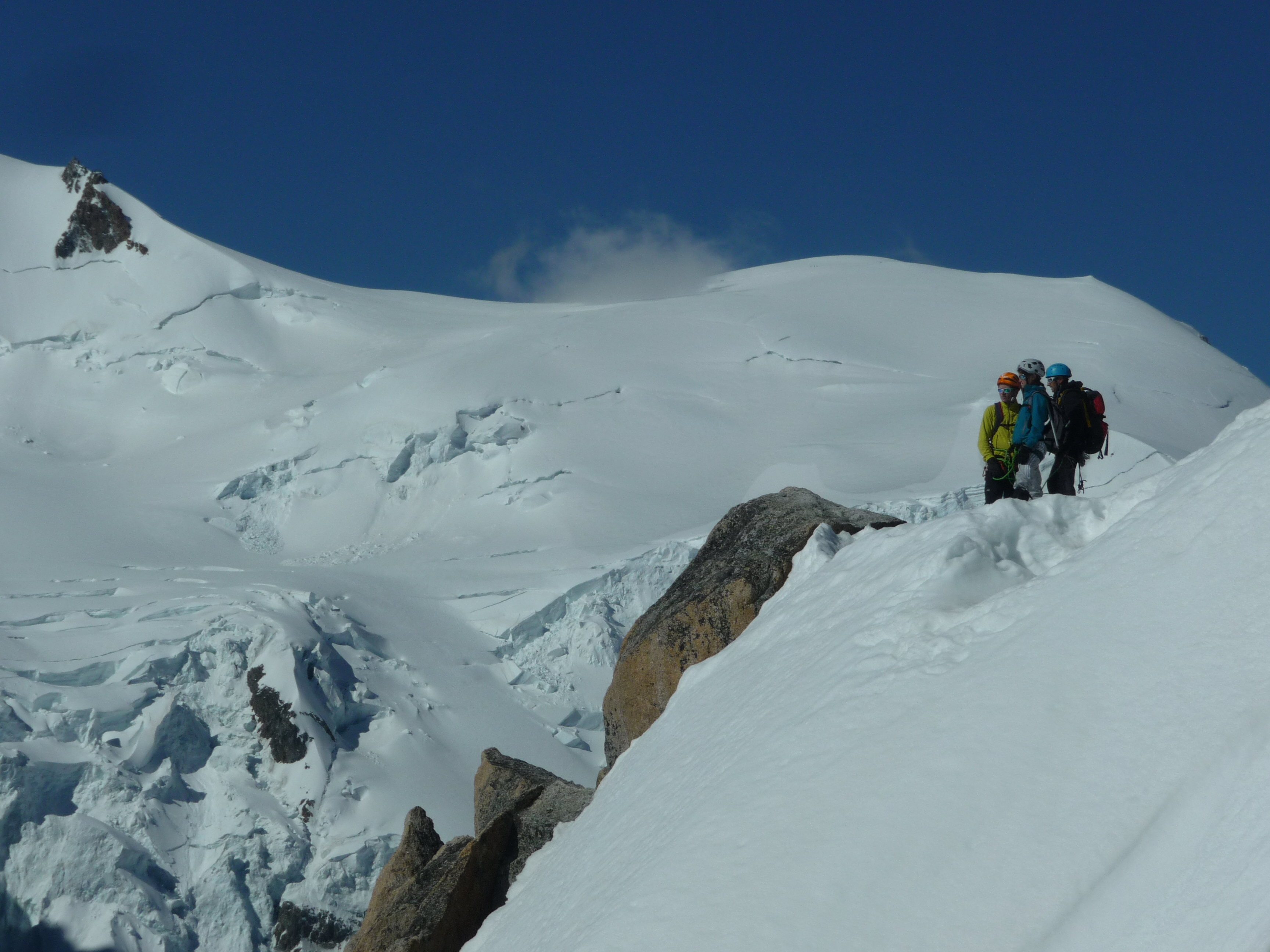 randonnee alpinisme mont blanc