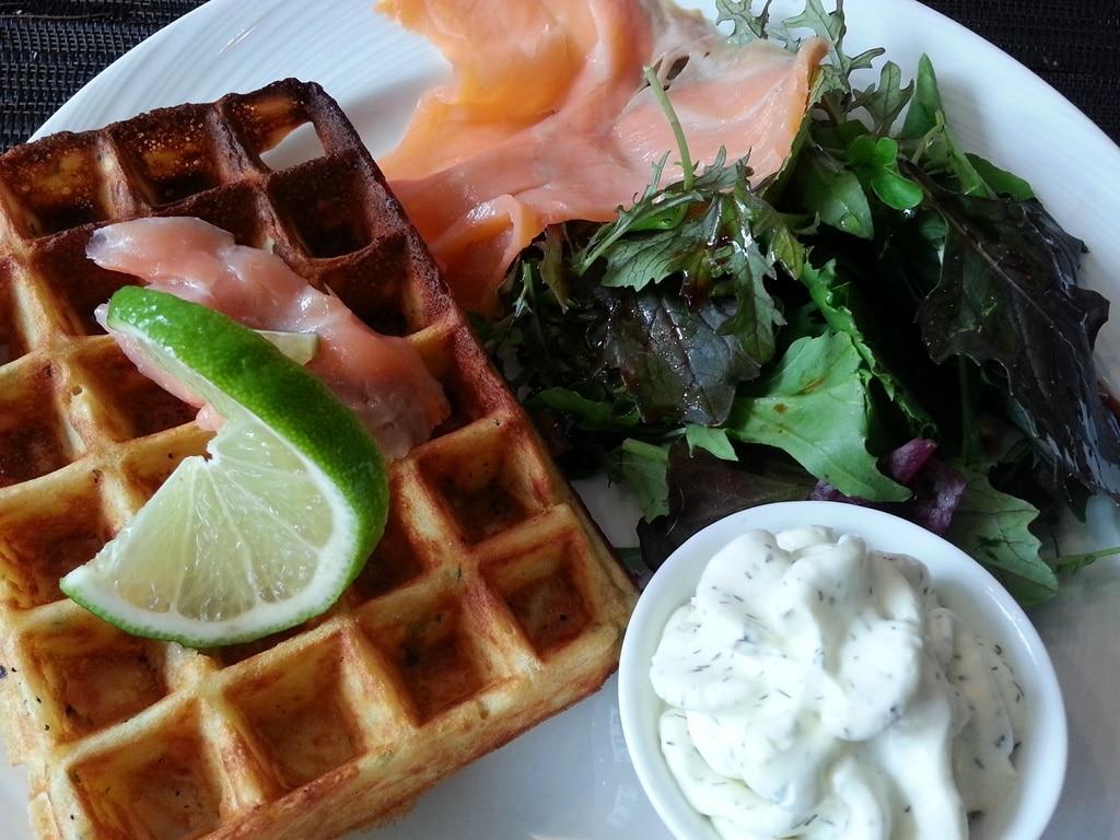 la gaufrerie assiette norvegienne paris