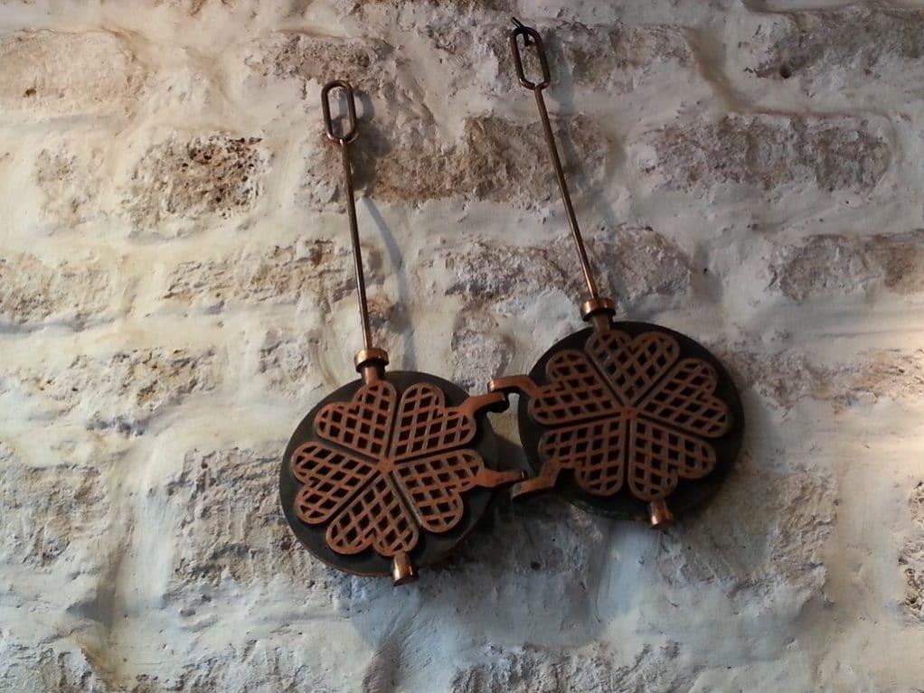 la gaufrerie brunch de gaufres rue marie stuart paris