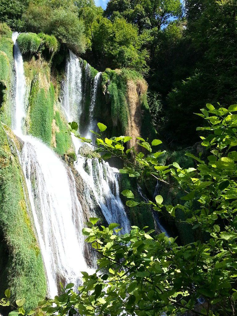 cascade de glandieu ain rhone alpes