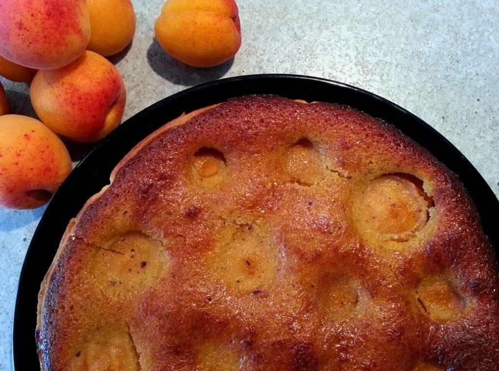 tarte aux abricots recette facile