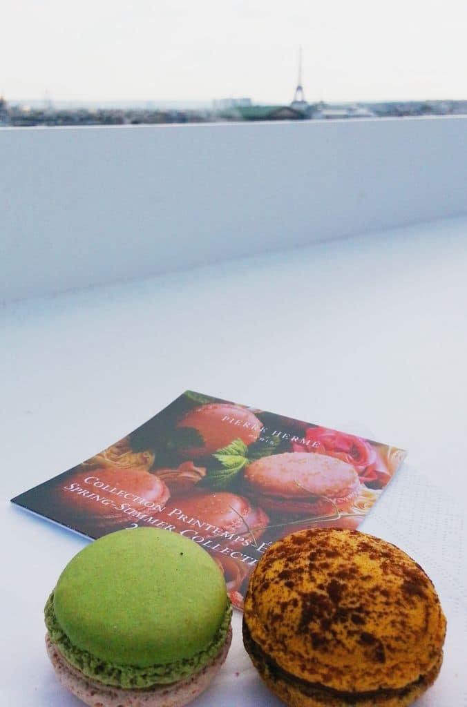 galeries-lafayette-paris-rooftop-macaron-pierre-herme
