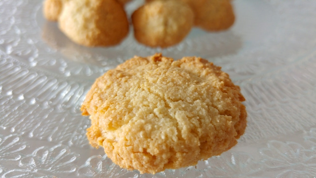 amaretti recette gateaux de noel