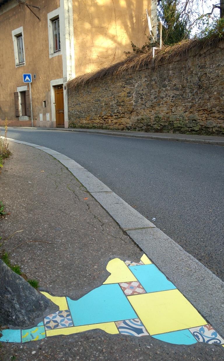ememem lyon 9 saint rambert street art