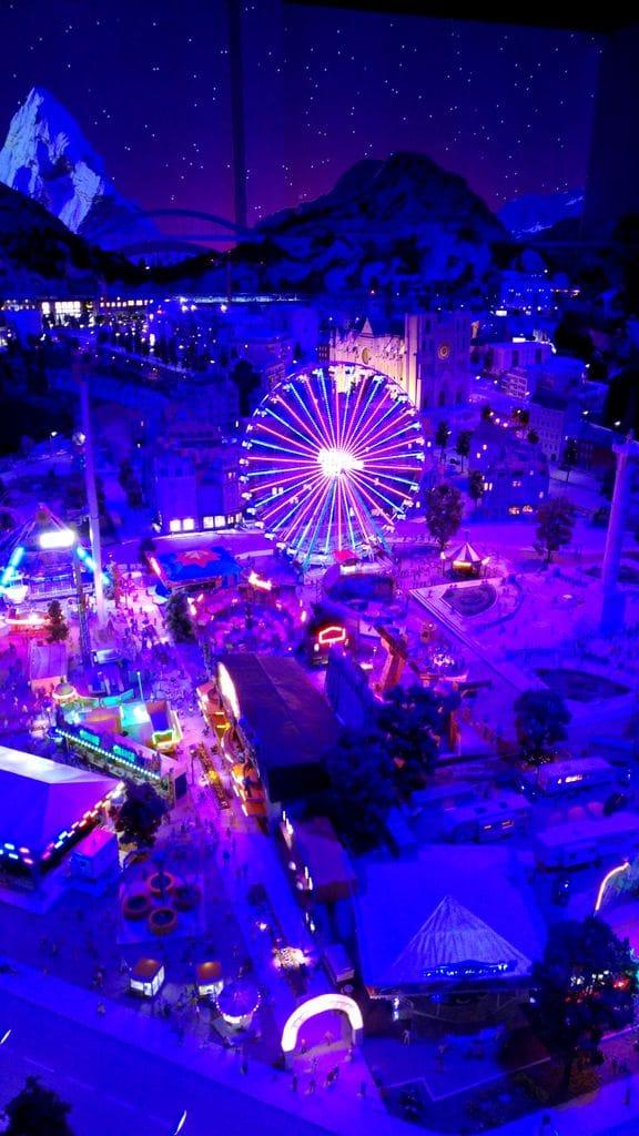 lyon miniature nuit