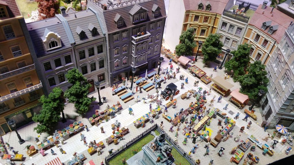 mini world ville
