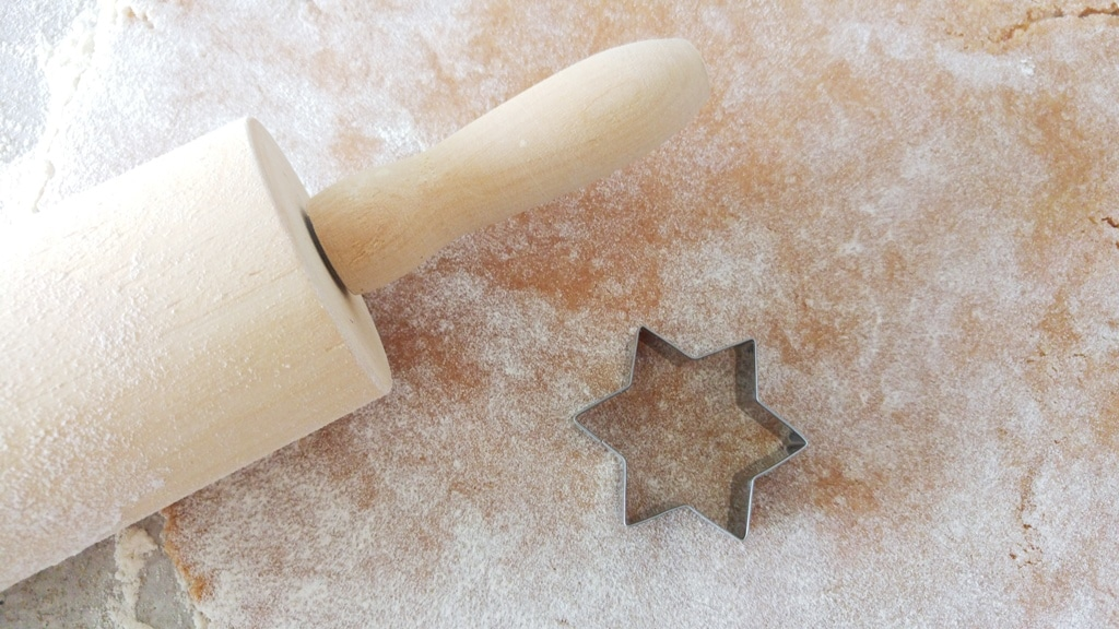 recette etoiles a la cannelle