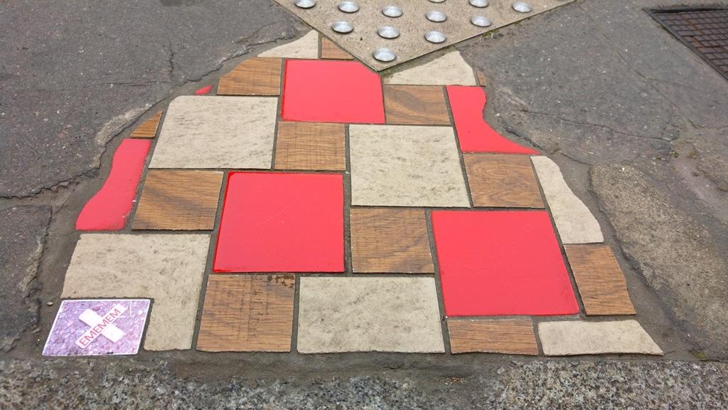 rue chalopin street art ememem