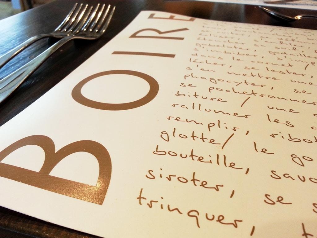 Tout le monde table restaurant toque blanche lyonnaise - Restaurant vaise tout le monde a table ...