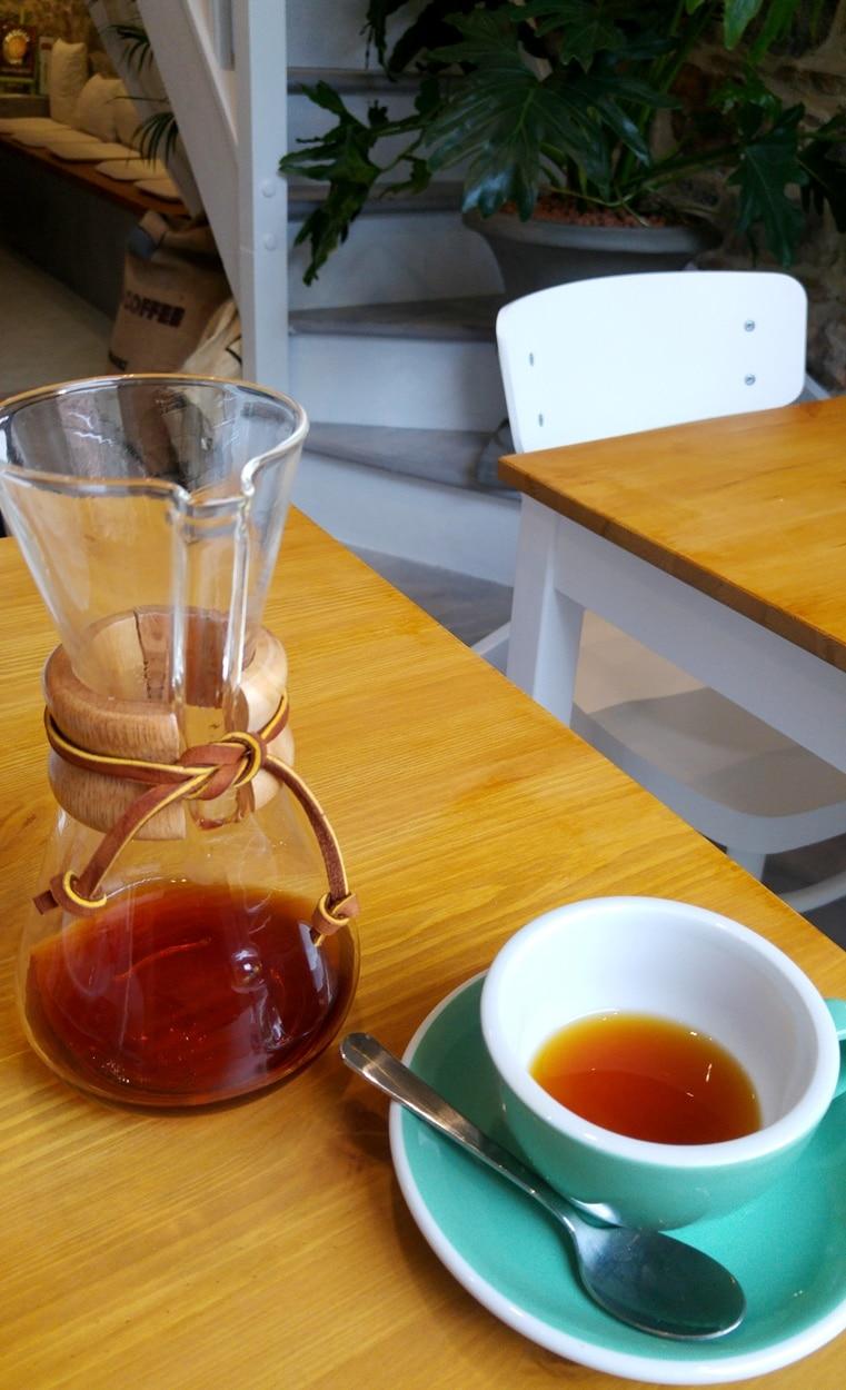 kaova cafe rue jangot lyon