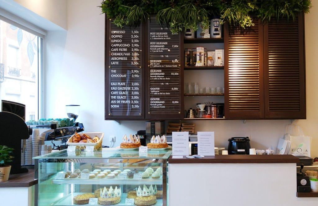 kaova cafes de specialites lyon