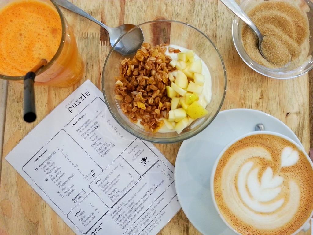 petit dejeuner puzzle cafe lyon