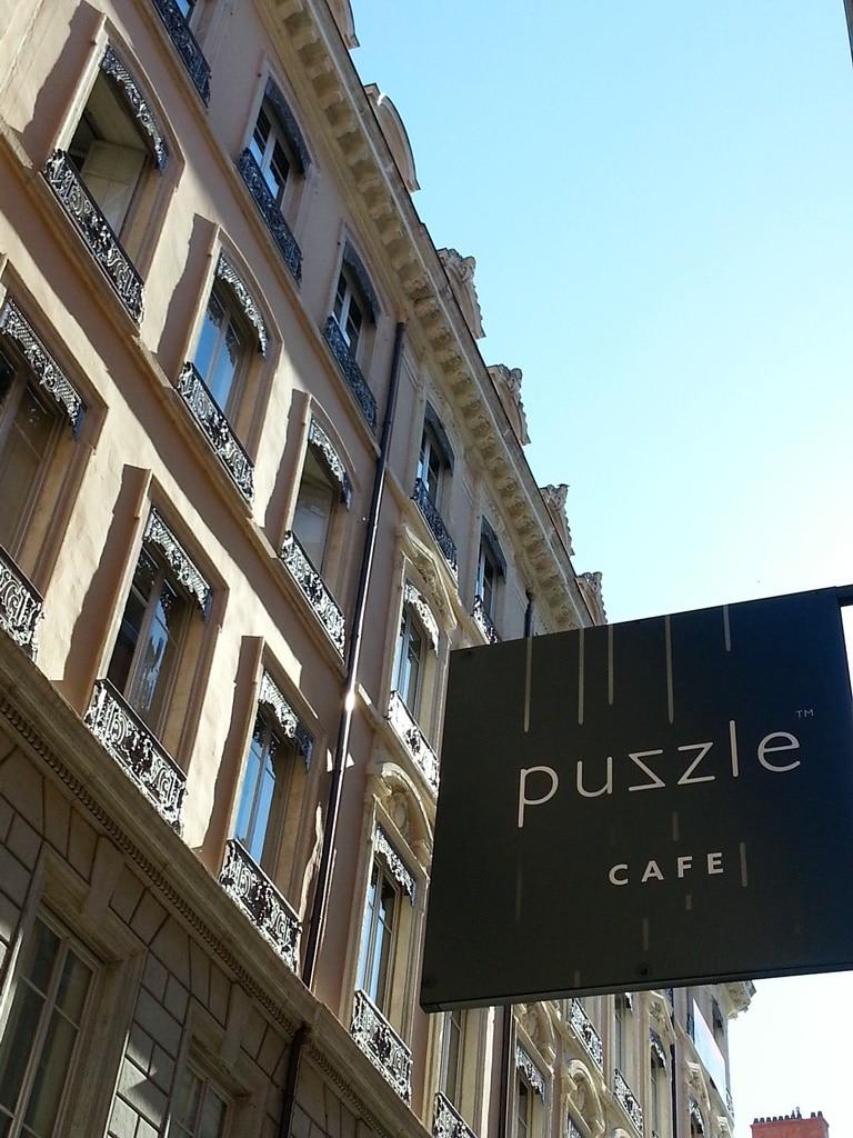 puzzle cafe chai latte thes cafes de specialite lyon
