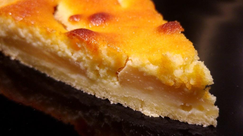 dessert poires amandes