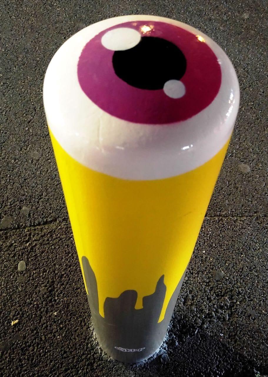 le cyklop potelet couleur