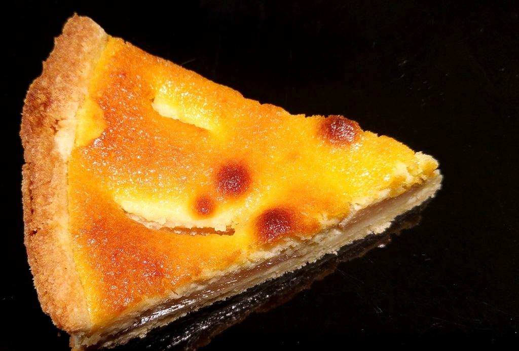 recette tarte poire poudre d'amandes