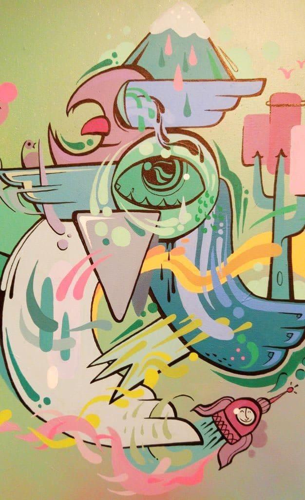 snez nyctalope lab 14 street art