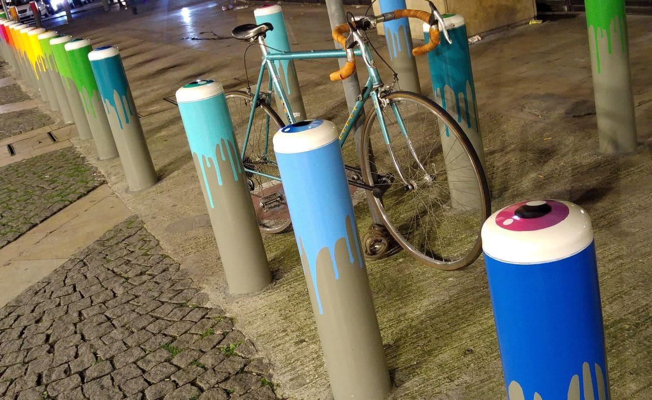 street art cyklop