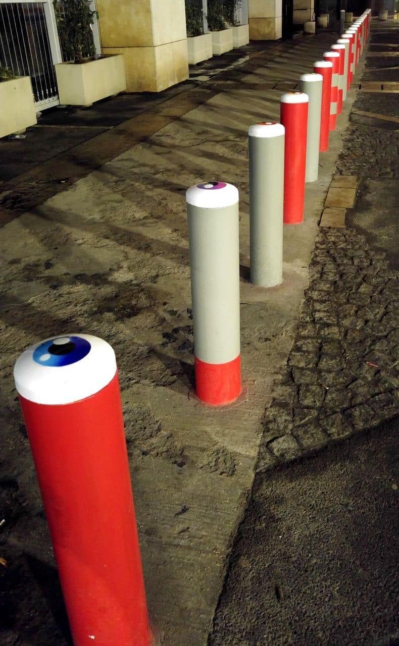 street art paris gare de lyon cyklop
