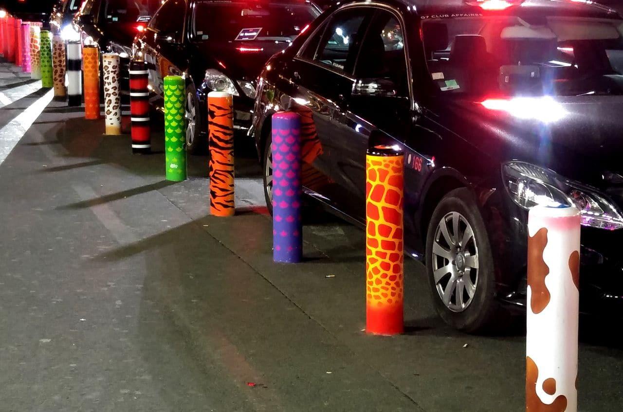 street art station taxi gare de lyon
