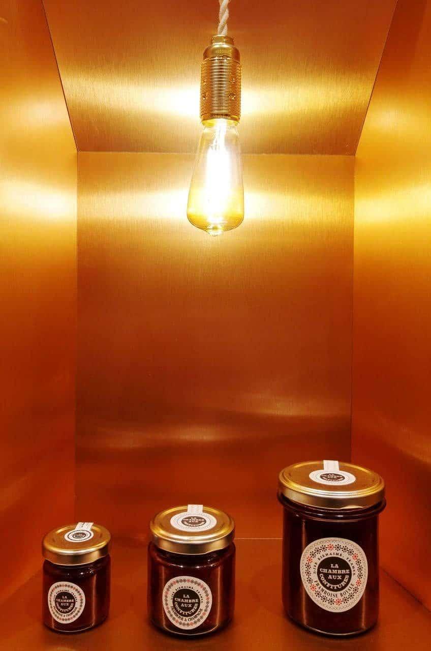 chambre confitures lyon